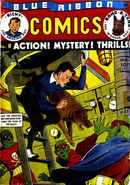 Blue Ribbon Comics Vol 1 8