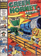 Green Hornet Comics Vol 1 7