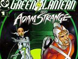 Green Lantern/Adam Strange Vol 1 1