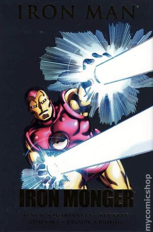 Iron Man Iron Monger Vol 1 1