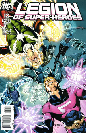Legion of Super-Heroes Vol 6 12