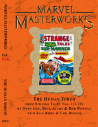Marvel Masterworks Vol 1 114