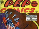 Pep Comics Vol 1 22