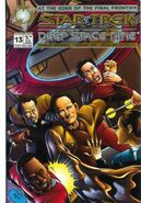 Star Trek Deep Space Nine Vol 1 13-A