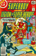 Superboy and the Legion of Super-Heroes Vol 1 246