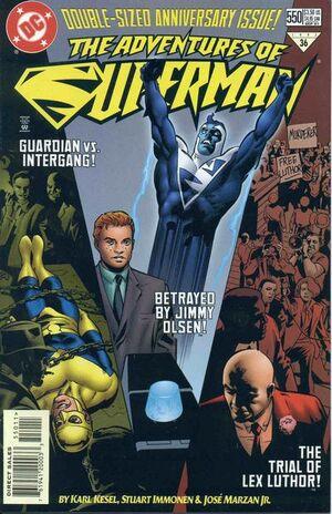 Adventures of Superman Vol 1 550