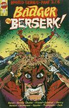 Badger Goes Berserk Vol 1 3