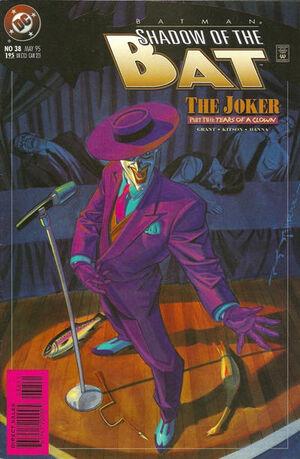 Batman Shadow of the Bat Vol 1 38