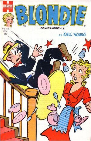Blondie Comics Vol 1 63