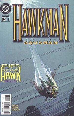 Hawkman Vol 3 15