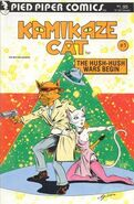Kamikaze Cat Vol 1 1