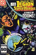 Legion of Super-Heroes Vol 2 332