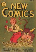 New Comics Vol 1 5
