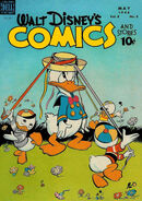 Walt Disney's Comics and Stories Vol 1 92