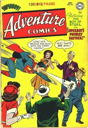 Adventure Comics Vol 1 163