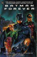 Batman Forever The Official Comic Adaptation Vol 1 1