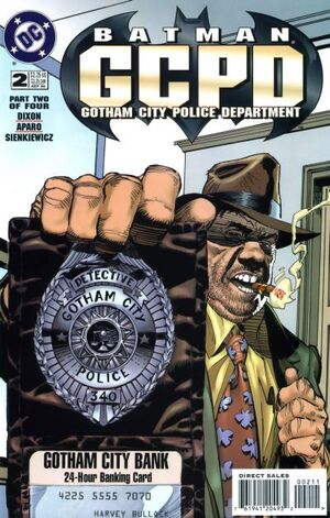Batman GCPD Vol 1 2