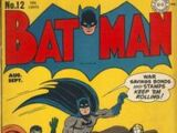 Batman Vol 1 12