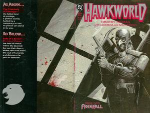 Hawkworld Vol 1 2