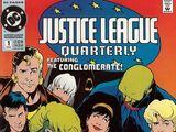 Justice League Quarterly Vol 1 1