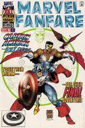 Professor Xavier and the X-Men -Marvel Fanfare Flipbook Vol 1 11-B