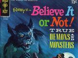 Ripley's Believe It or Not Vol 1 22