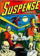 Suspense Comics Vol 1 1