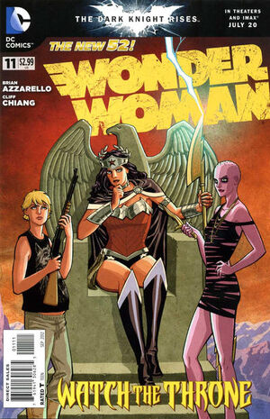 Wonder Woman Vol 4 11