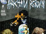 Arkham Reborn Vol 1 2
