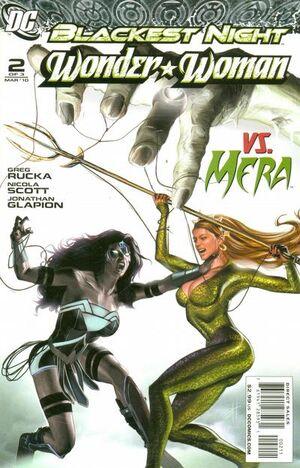 Blackest Night Wonder Woman Vol 1 2