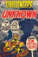 Challengers of the Unknown Vol 1 69