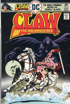 Claw the Unconquered Vol 1 6