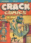 Crack Comics Vol 1 25
