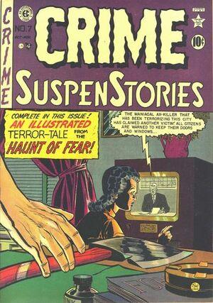 Crime SuspenStories Vol 1 7