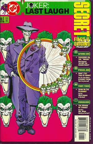 Joker Last Laugh Secret Files Vol 1 1