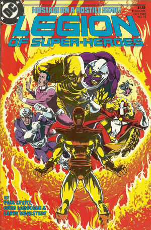 Legion of Super-Heroes Vol 3 15
