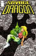 Savage Dragon Vol 1 121