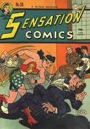 Sensation Comics Vol 1 50
