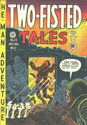 Two-Fisted Tales Vol 1 22