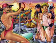 Wildstorm Swimsuit Special Vol 1 2