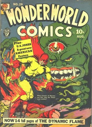 Wonderworld Comics Vol 1 28