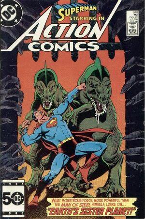 Action Comics Vol 1 576