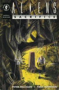 Aliens Sacrifice Vol 1 1