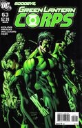 Green Lantern Corps Vol 2 63