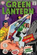 Green Lantern Vol 2 54