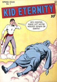 Kid Eternity Vol 1 1