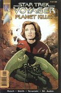 Star Trek Voyager Planet Killer Vol 1 1