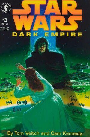 Star Wars Dark Empire Vol 1 3