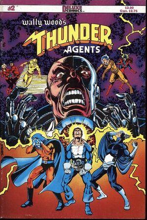 Wally Wood's T.H.U.N.D.E.R. Agents Vol 1 2