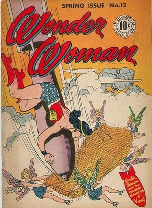 Wonder Woman Vol 1 12